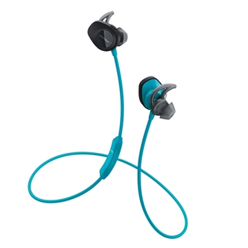 אוזניות ספורט אלחוטיות של BOSE
