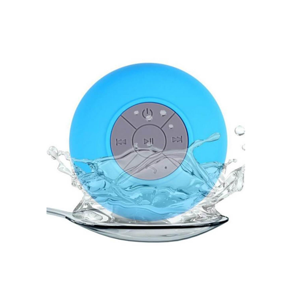 רמקול Bluetooth מוגן מים כולל דיבורית CROWN