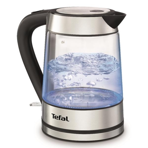 קומקוםחשמלי זכוכית  TEFAL  KI730D30